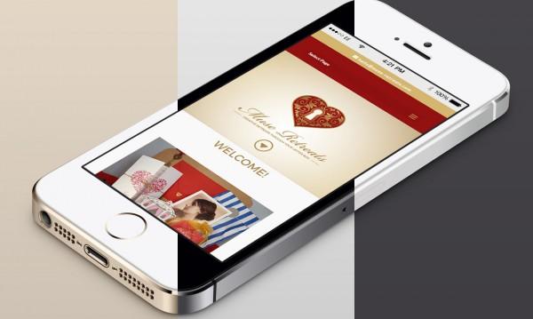 Muse Retreats Responsive Website Design