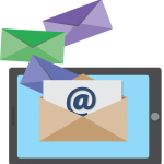 capture email addresses on a website