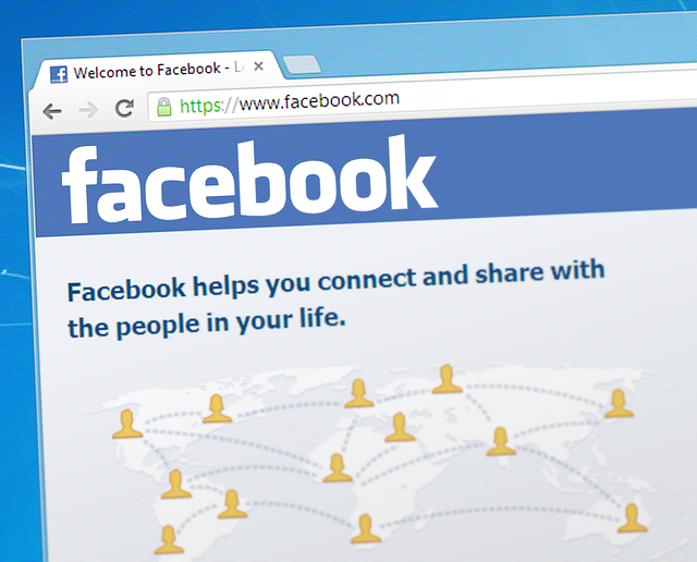 connect your facebook & twitter accounts