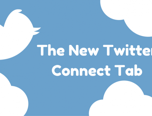 Introducing The New Twitter Connect Tab